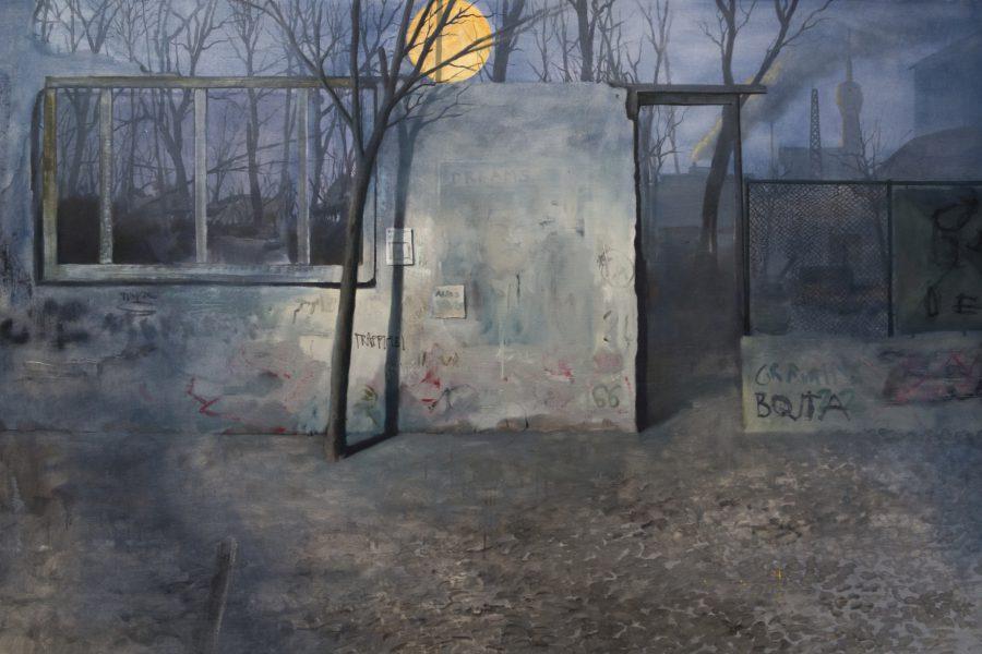 Levente Herman: Somnambulism – House of Baronet Aranka Dutz
