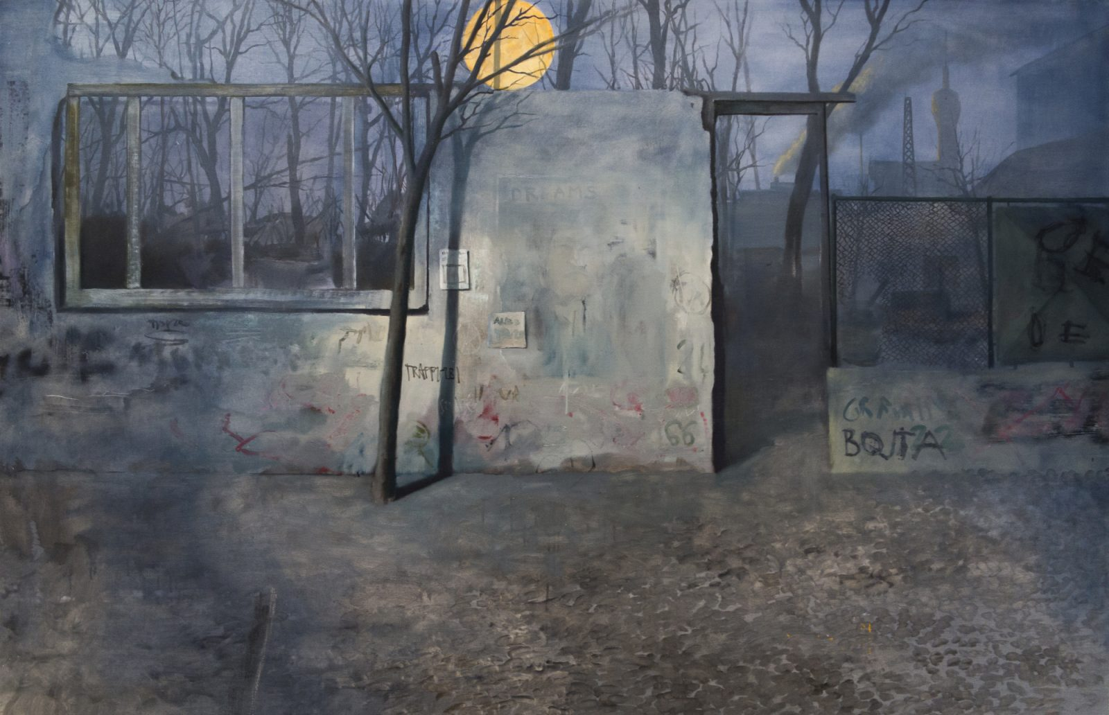 Herman Levente: Holdkór – Báróné Dutz Aranka háza