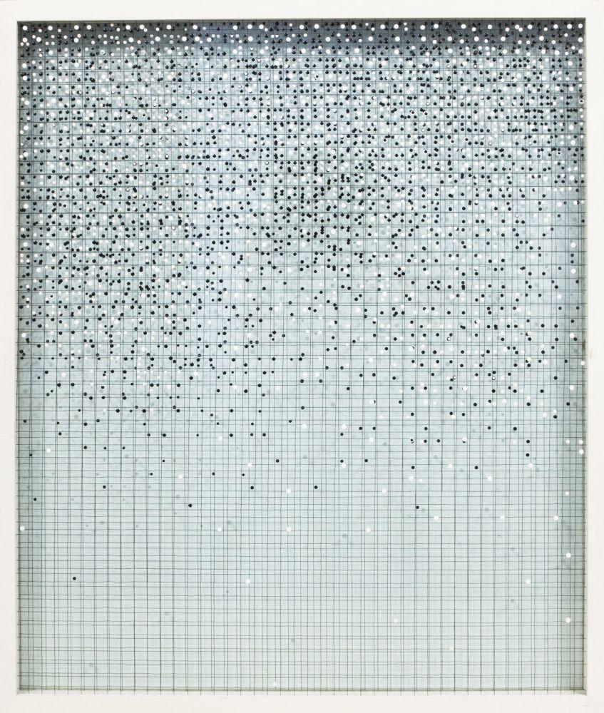 """Keserü Károly: """"Buta mint egy festő""""… ismét, 20. század sorozat: Marcel Duchamp: """"Nagy üveg"""""""
