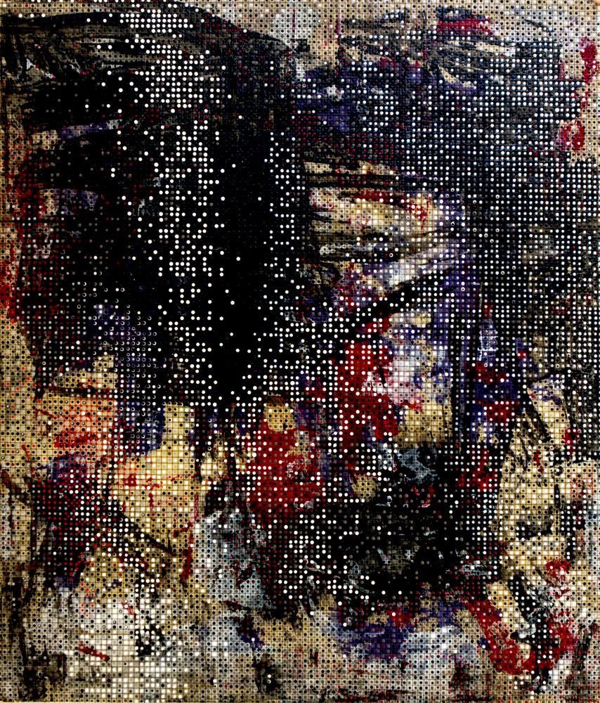 Keserü Károly: Cím nélkül (1607082) XX. Century Series: Yayoi Kusama