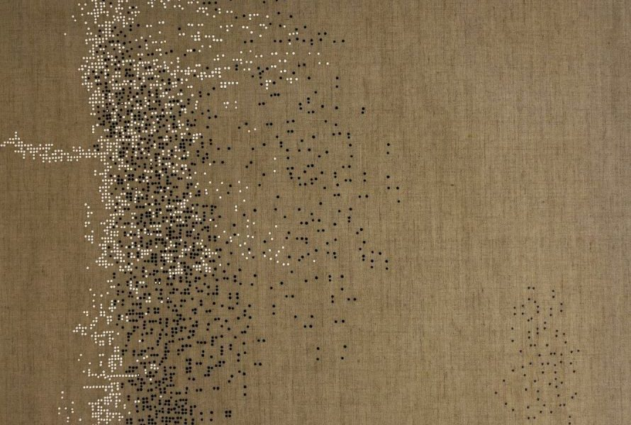 Károly Keserü: Untitled (1608304) 20th Century Series: Japanese Abstract Expressionism:Cicuriko Mirimuri