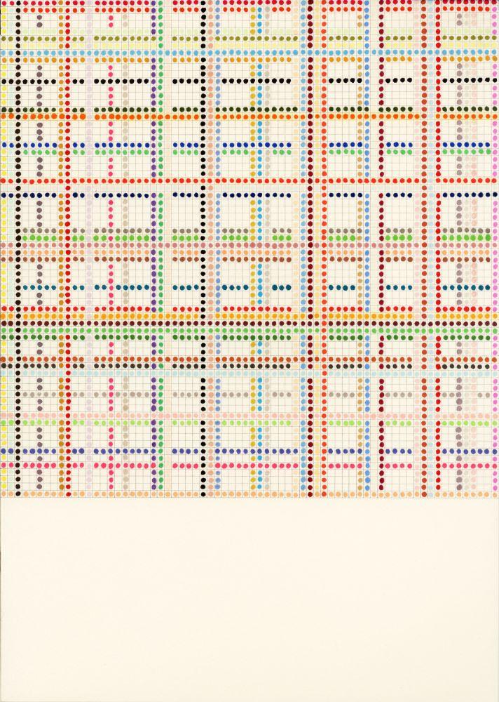 Keserü Károly: Cím nélkül (1407201) XX. Century Series: Piet Mondrian
