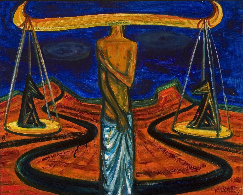 El Kazovszkij: Golden Balance II.