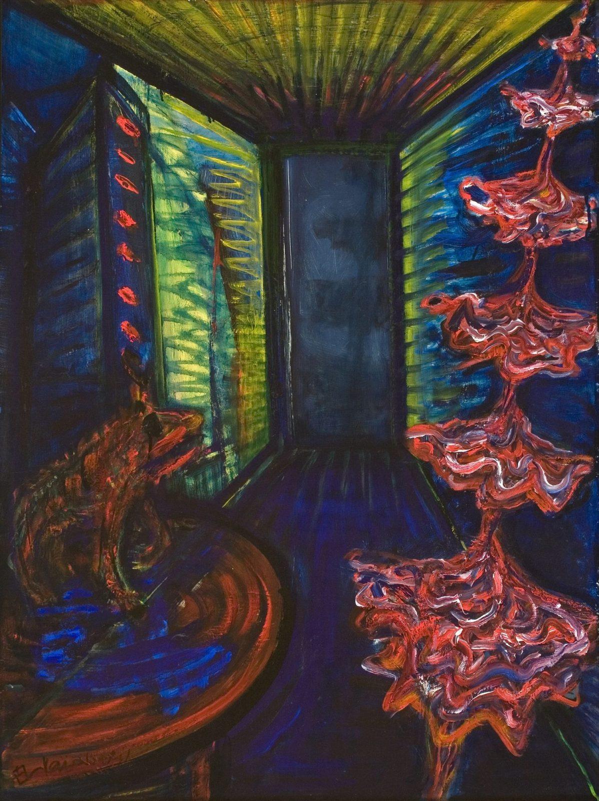 El Kazovszkij: Emeletes táncosnő 2. / Emeletes Koppélia