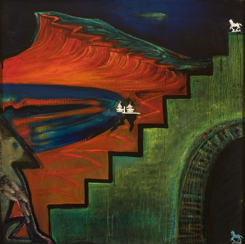 El Kazovszkij: Siren in the Island 5. / Purgatory 22 / 4 Fables