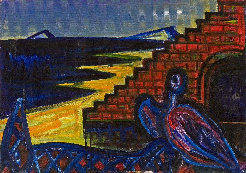 El Kazovszkij: Siren on the Island 4.