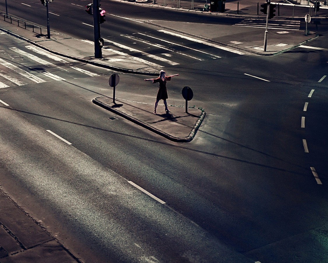 Mátyás Misetics: Artificial Light No 3.