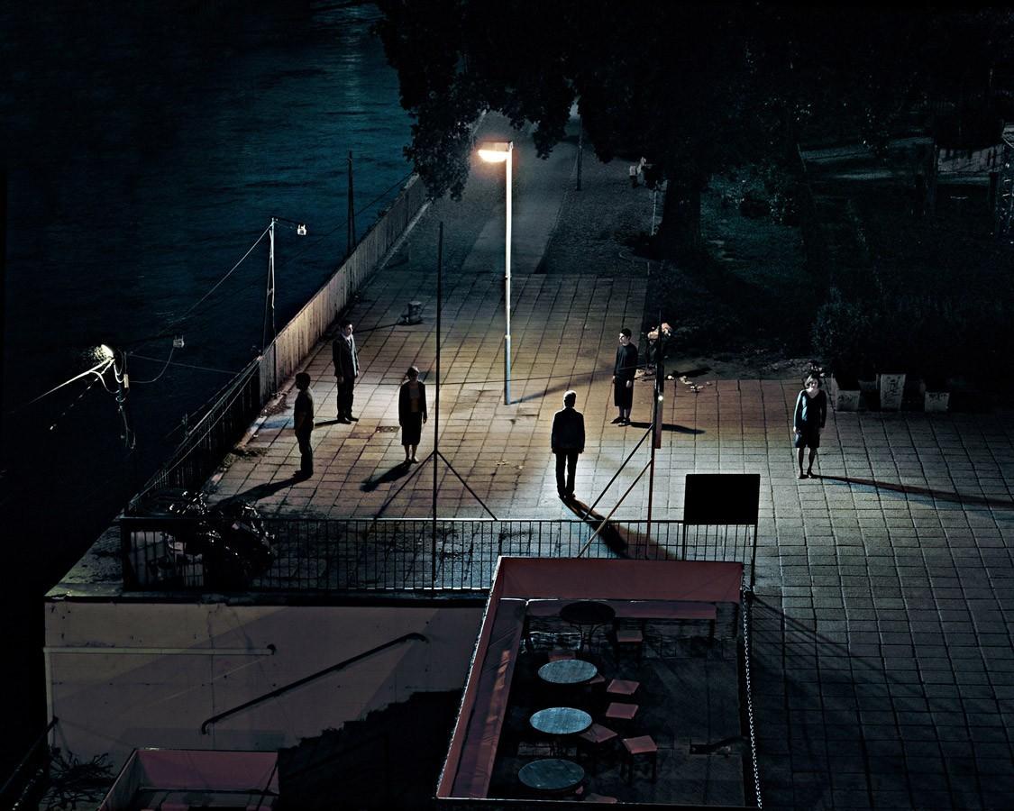 Mátyás Misetics: Artificial Light No 5.