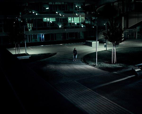 Mátyás Misetics: Artificial Light No 8.