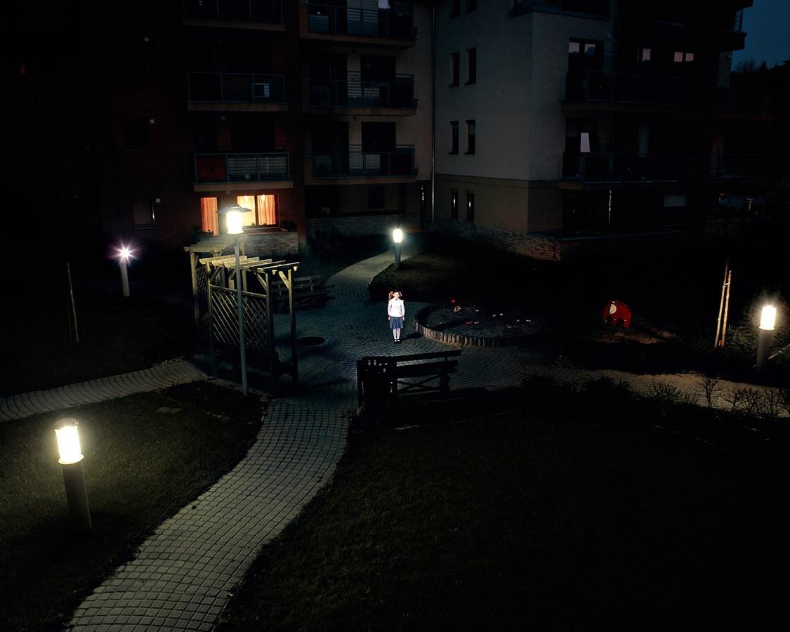 Mátyás Misetics: Artificial Light No 9.