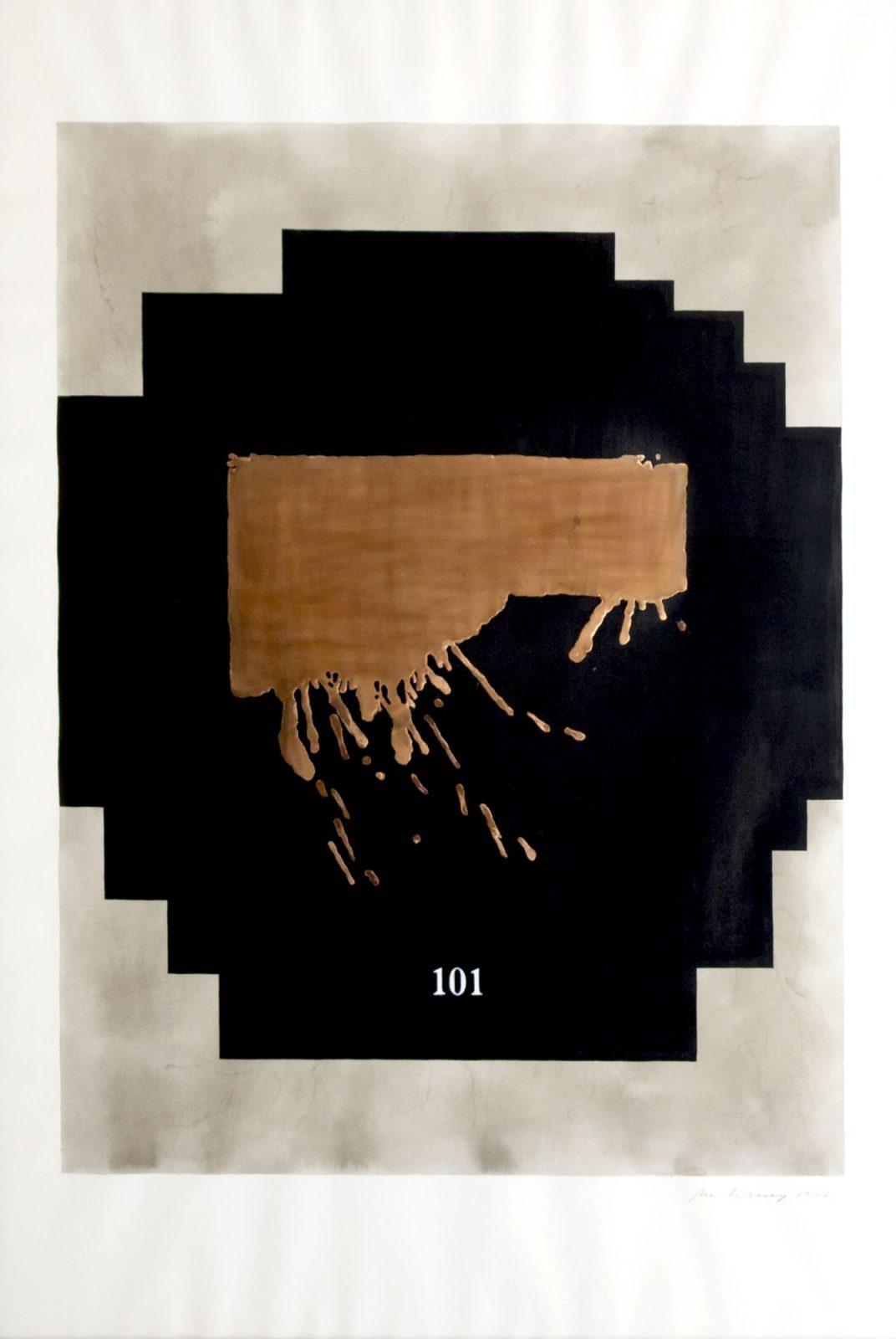 László Mulasics: Untitled 101