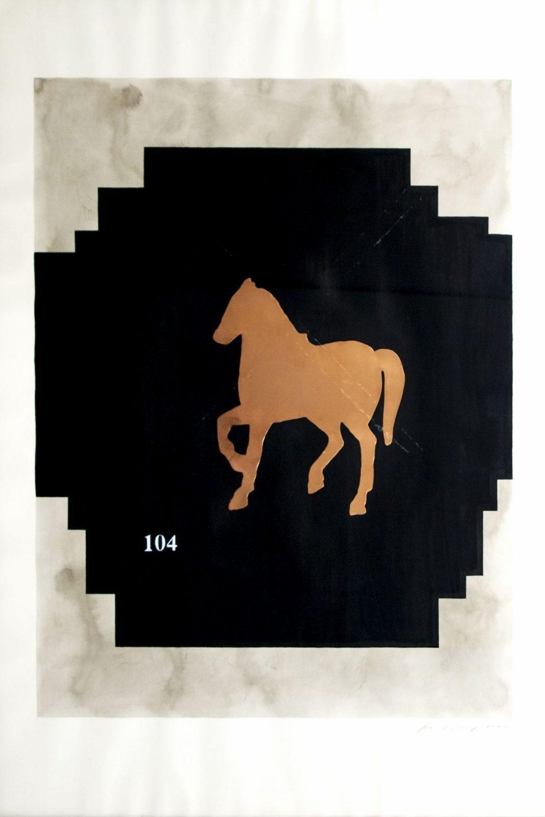 László Mulasics: Untitled 104