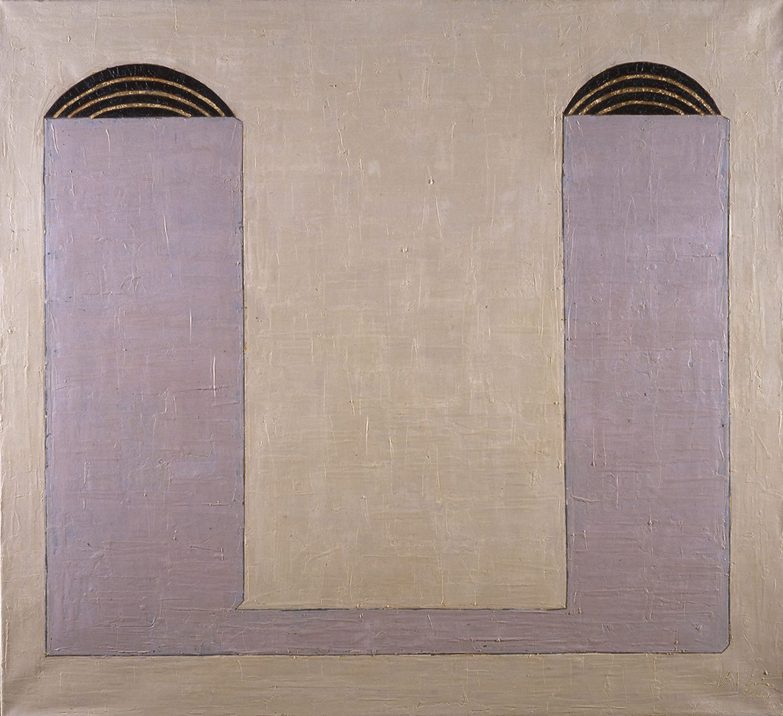 László Mulasics: Mute Walls