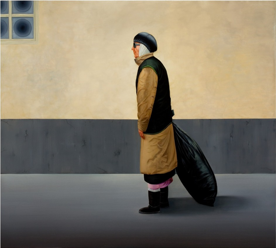 Róbert Várady: The Woman With Bag