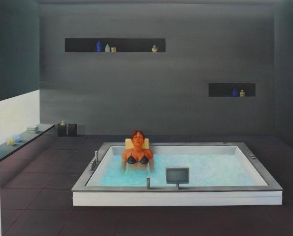 Róbert Várady: Jacuzzi (Lucid Dream)