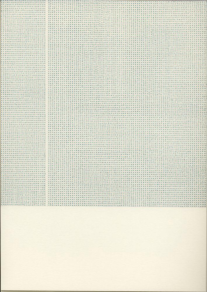 Keserü Károly: Cím nélkül (1710101) XX. Century Series: Barnett Newman
