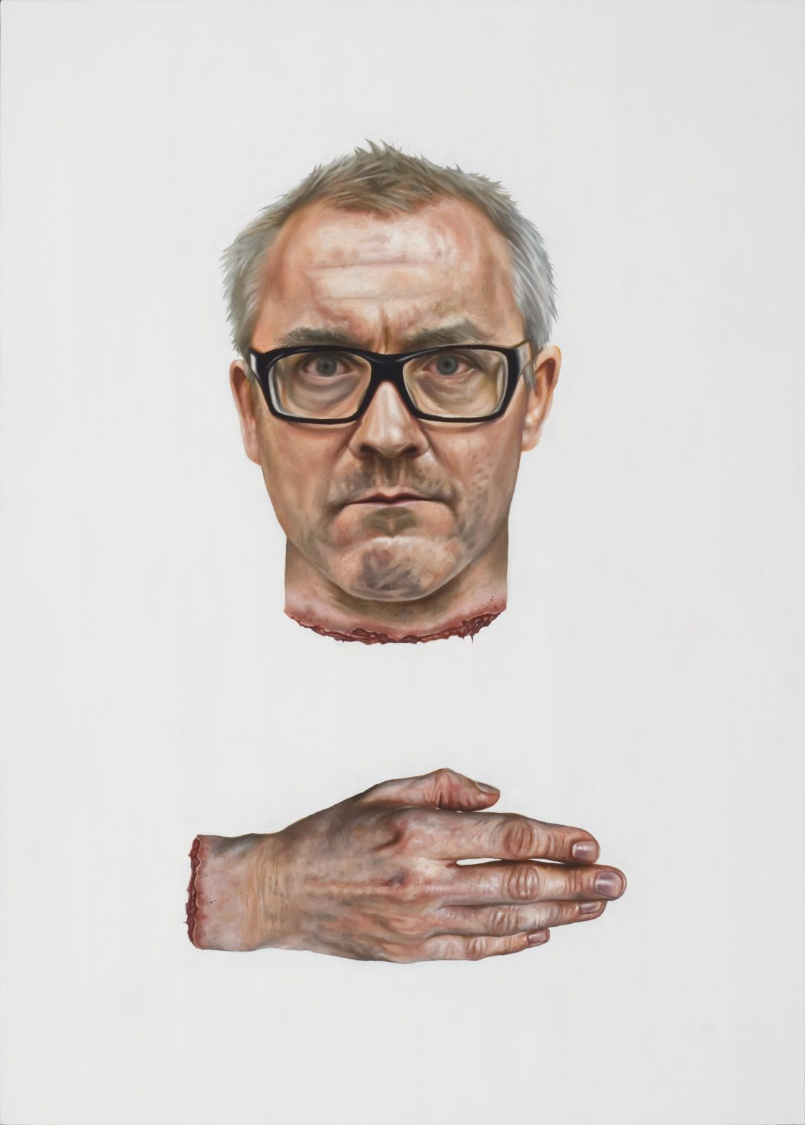 László Győrffy: Bring Me the Head of Damien Hirst (Envy)