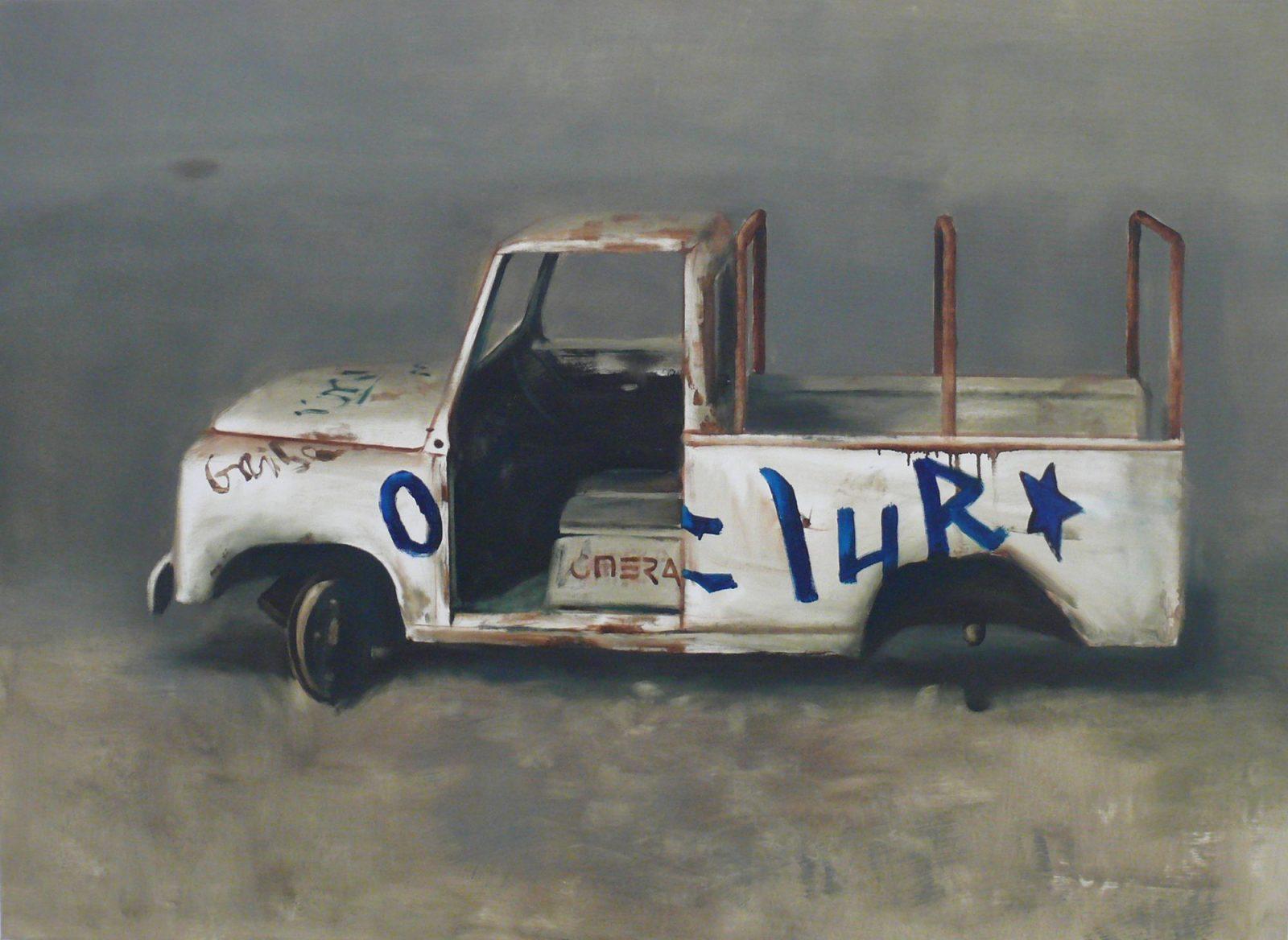 Levente Herman: Auto-Portraits – Cuba Libre