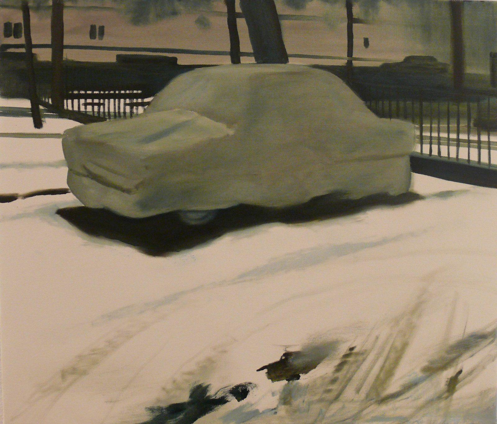 Levente Herman: Auto-Portraits – Dacia 1100