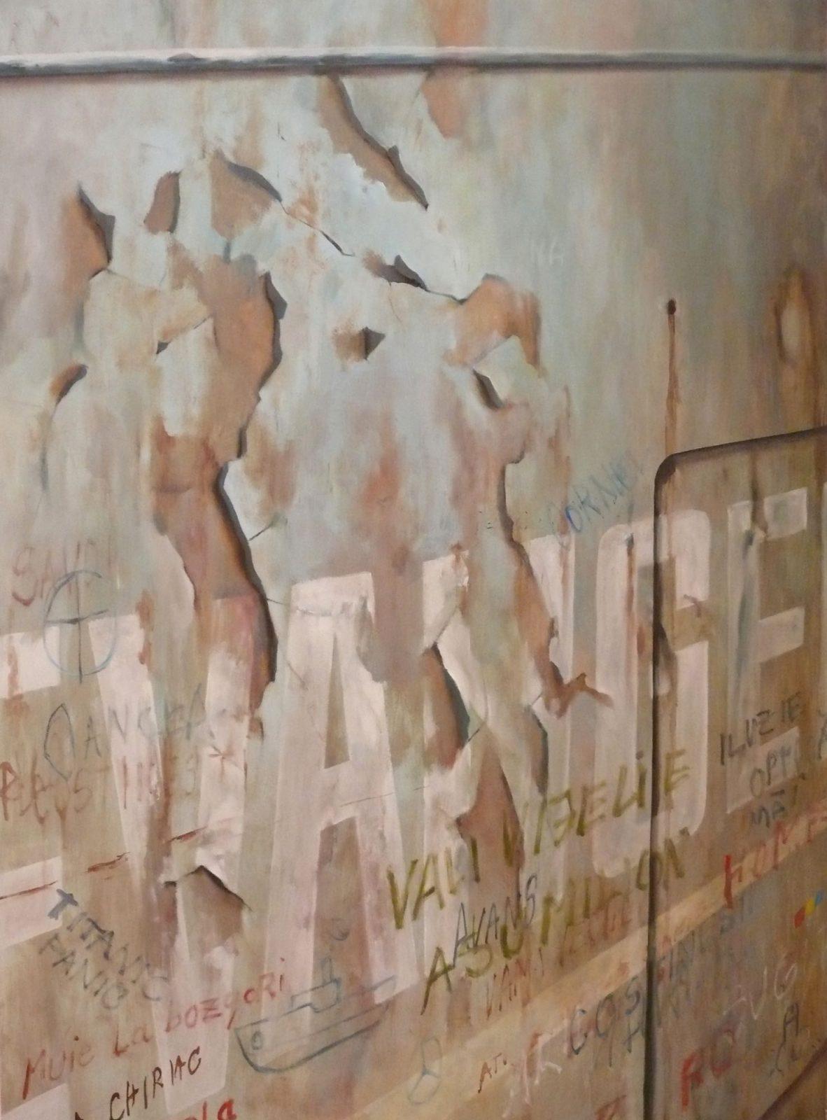 Levente Herman: Noah's Ark – Evangelie Costinesti