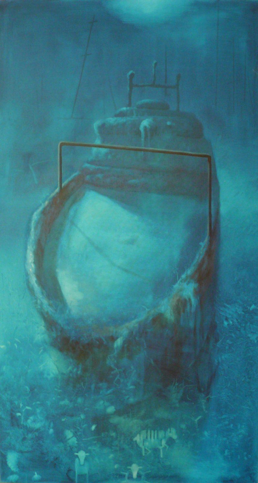 Levente Herman: Noah's Ark – Water