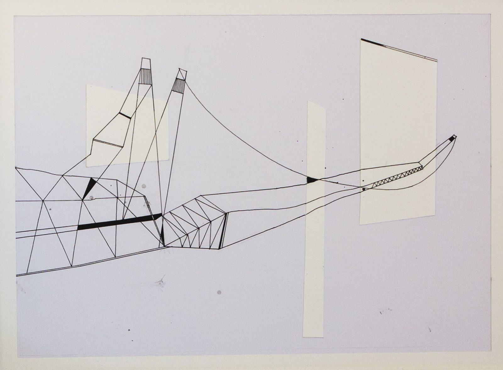 Roland Kazi: The Tilted Crane