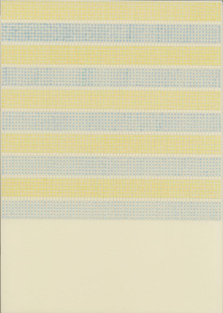 Keserü Károly: Cím nélkül (1709011) XX. Century Series: Agnes Martin