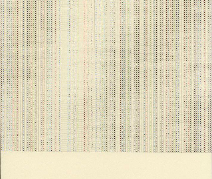 Keserü Károly: Cím nélkül (1807051) XX. Century Series: Bridget Riley