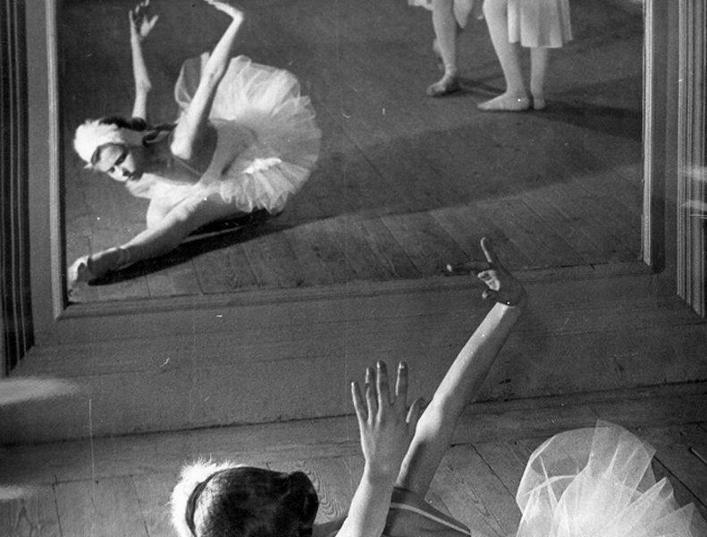 Korniss Péter: A Balettintézetben