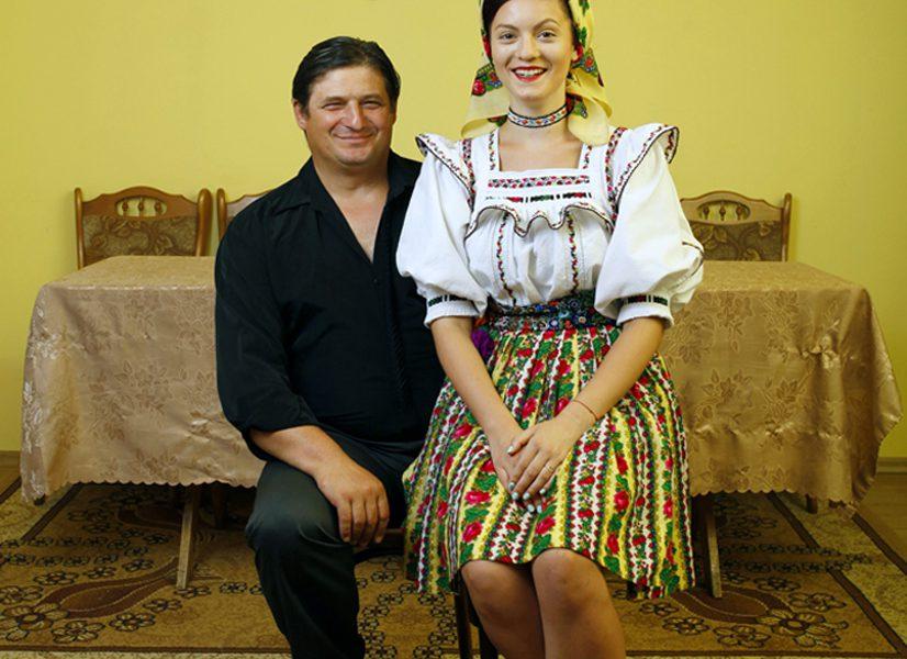 Korniss Péter: Ioan és Larisa húsz év múlva