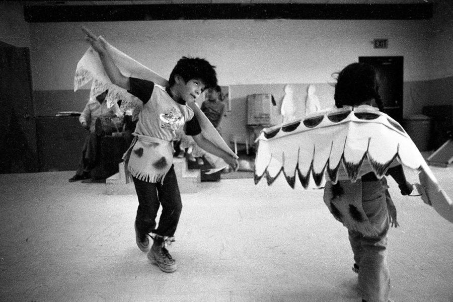 Péter Korniss: Eagle Dance in the Kindergarten