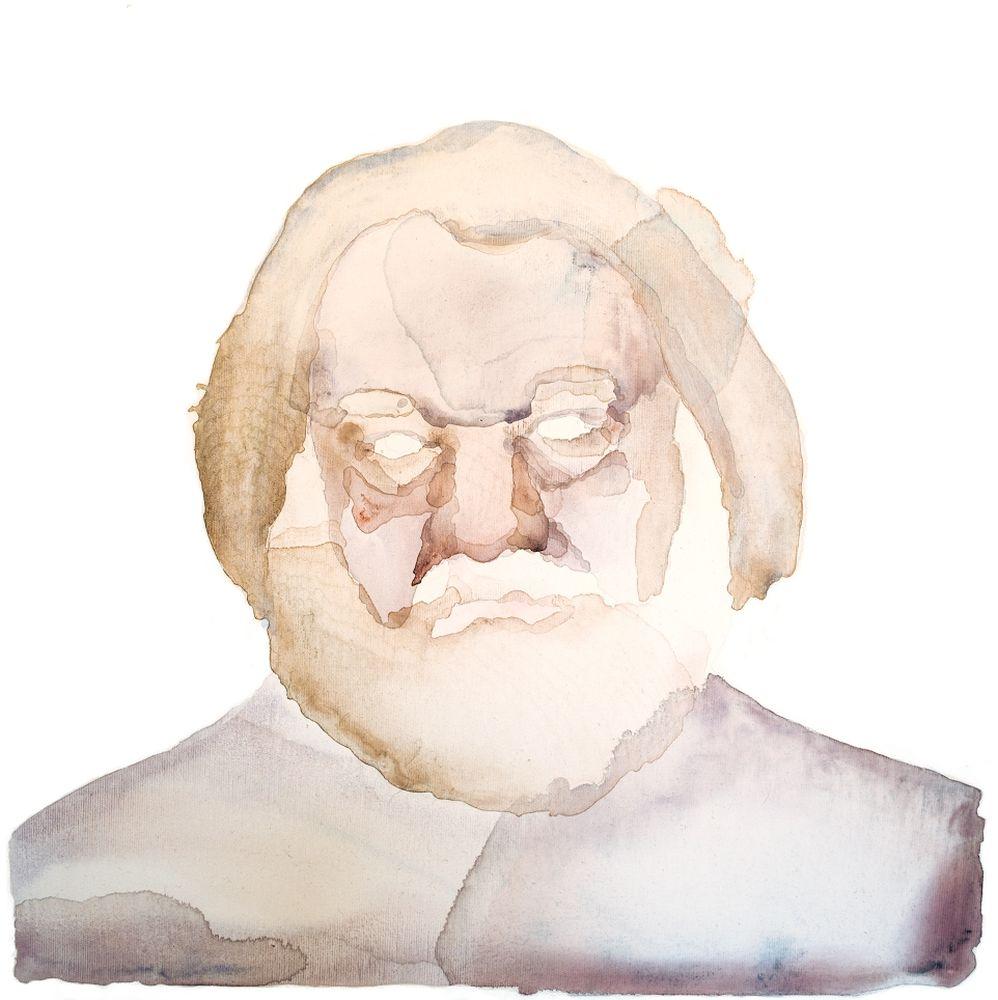 Nemes Anna: Apa Statue Portrait