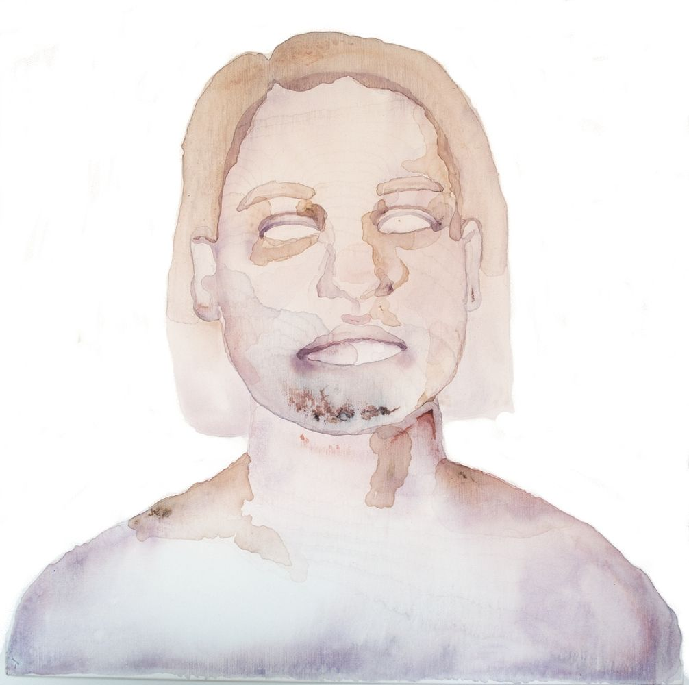 Nemes Anna: Lili szobor portré