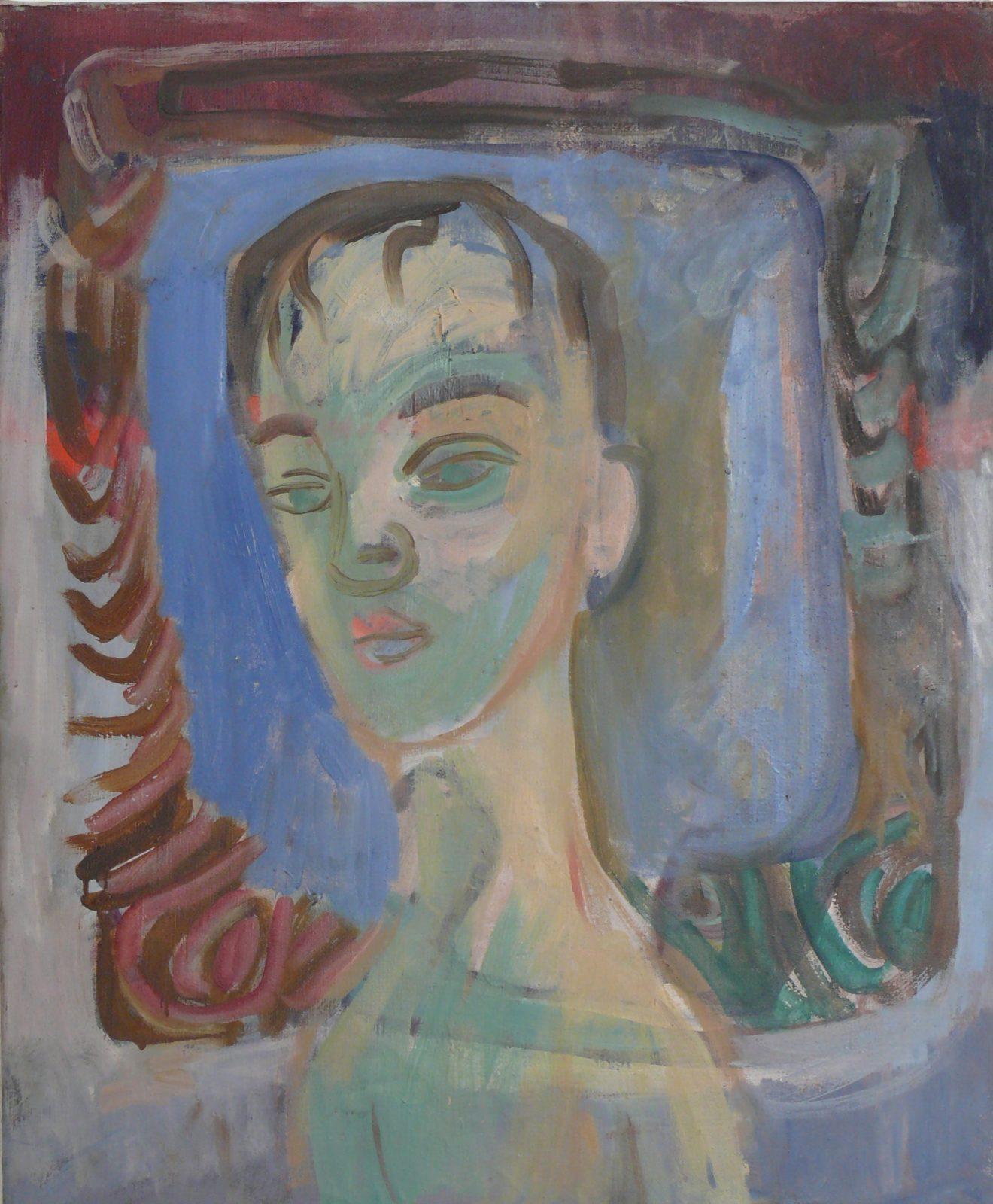 Endre Rozsda: The Laurels