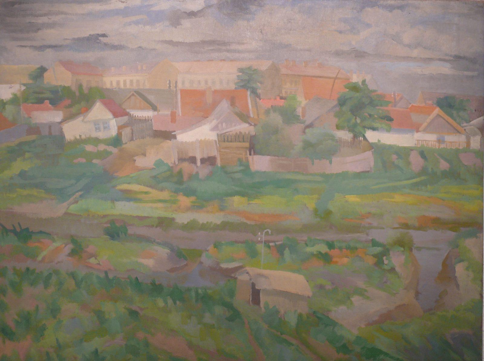 Endre Rozsda: My Village