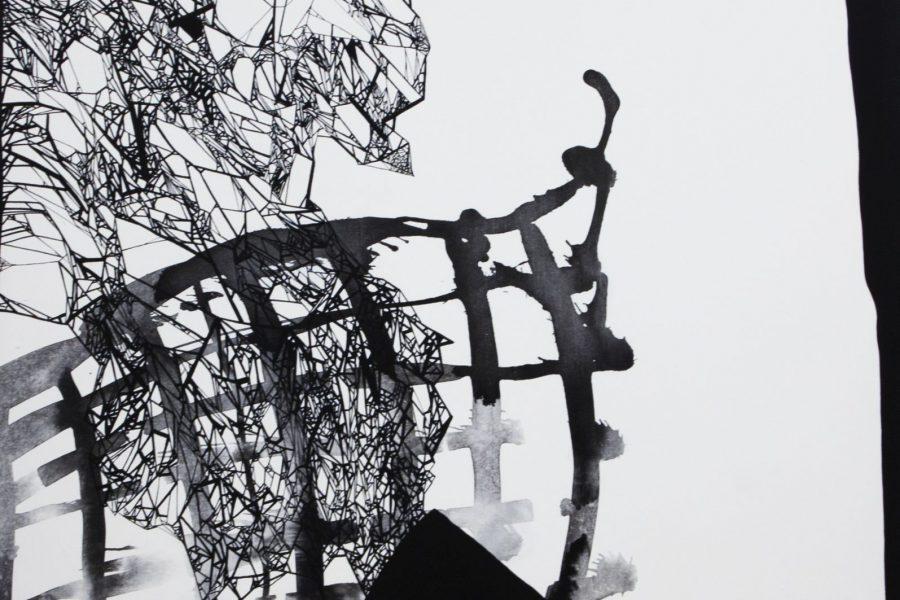 János Szirtes: Lying Tree 53.