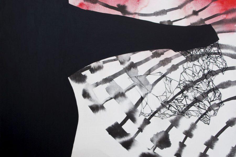 János Szirtes: Lying Tree, Lying Crystal IV.