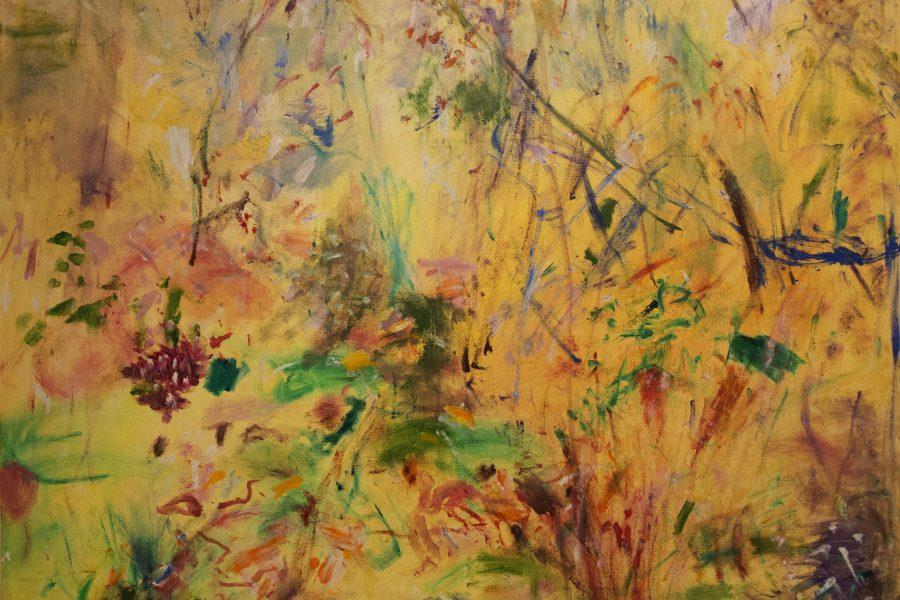Ujházi Péter: Sárga kert