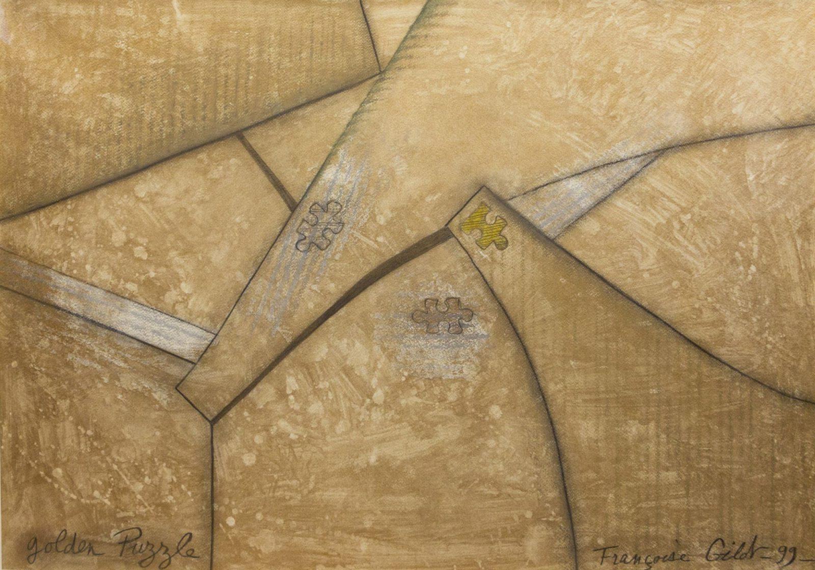 Françoise Gilot: Golden Puzzle