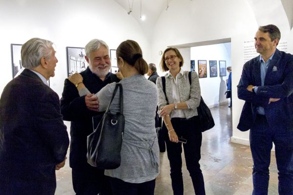 Korniss Péter kiállítása Pozsonyban