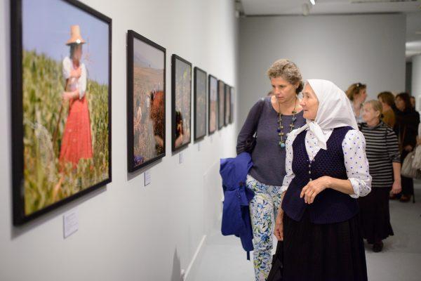 Korniss Péter kiállítása a Magyar Nemzeti Galériában