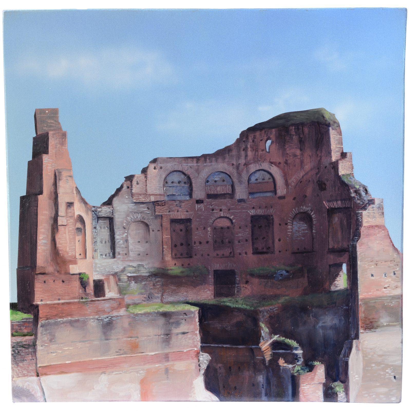 Orr Máté: Római rom