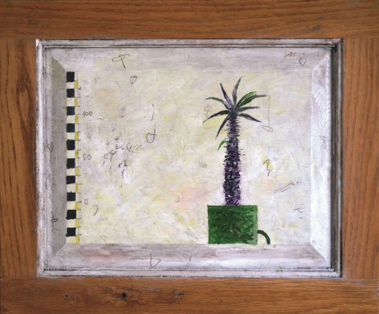 aatoth franyo: 137 cm magas növény
