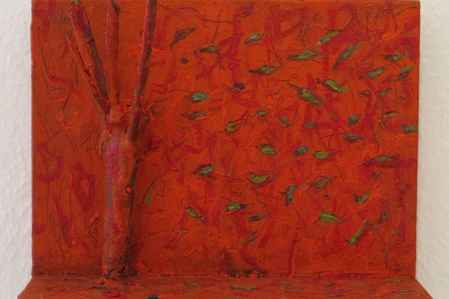 aatoth franyo: Leveleit hullató fa