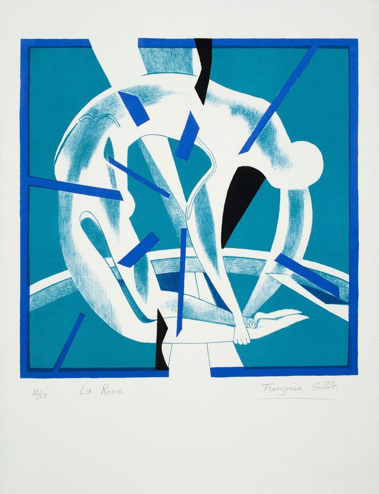 Françoise Gilot: The Wheel