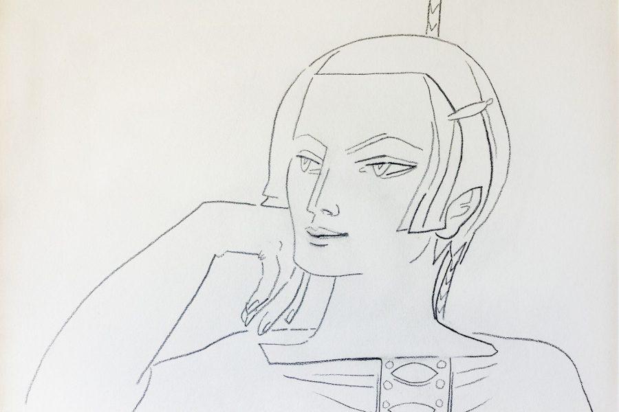 Françoise Gilot: Aude