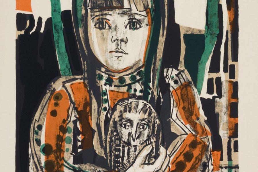 Françoise Gilot: Aurélia és a bagoly