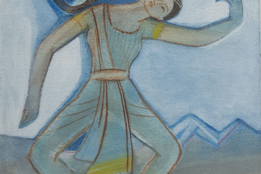 Françoise Gilot: Dancing in Front of the Himalaya