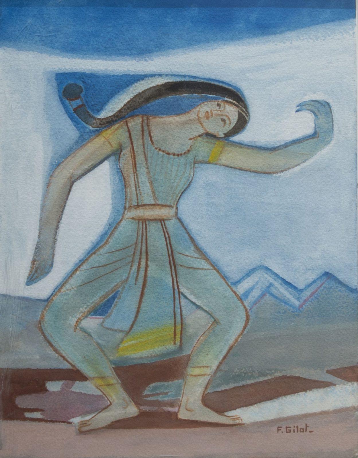 Françoise Gilot: Tánc a Himalájával szemben