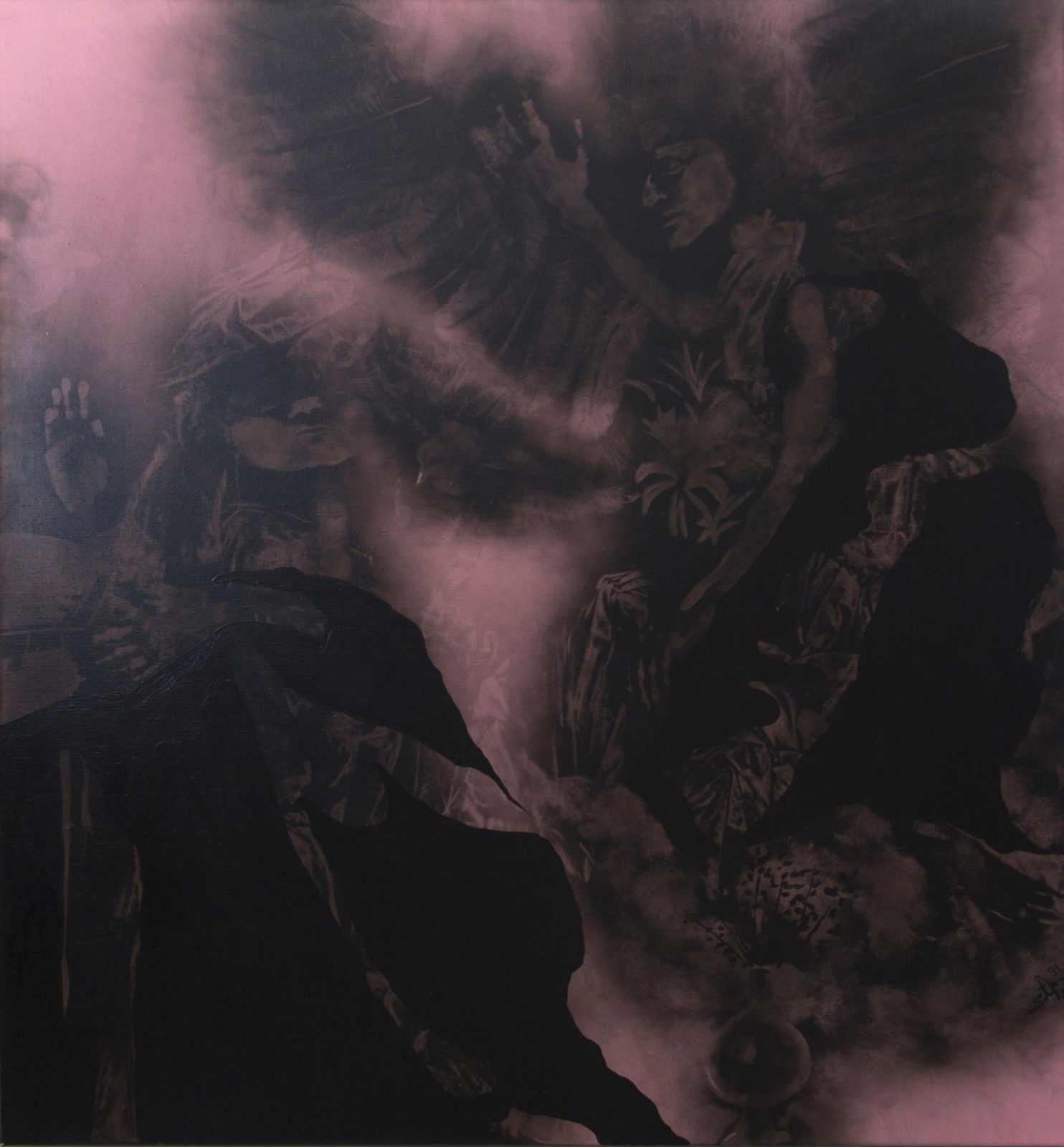 Szirtes János: Hommage a El Greco 91
